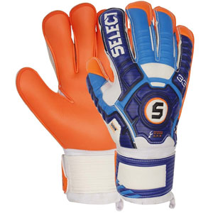 Select 33 All Around Hyla Goalkeeper Glove - White/Navy/Orange 60133303