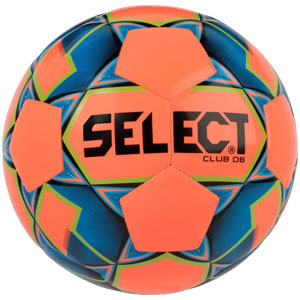 Select Club Dual Bonded Ball - Orange/Blue CLUBDBOR