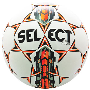 Select Club Ball - White/Orange 02-559-855