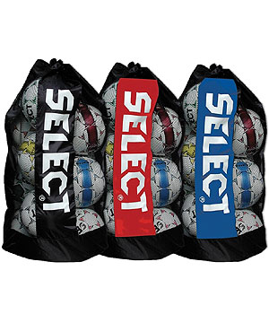 Select Duffle Ball Bag 3 Colors - Black,Red,Blue 70-176-111