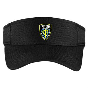 Treasure Coast Tritons Custom Visor - Black CP45