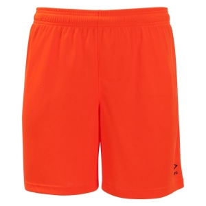 Umbro Men's Field Shorts - Orange UUM1UALP-UIR