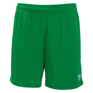 Umbro Men's Field Shorts - Green UUM1UALP-UIU