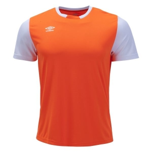 Umbro Men's Block Jersey - Orange UUM1UAL0-UJF