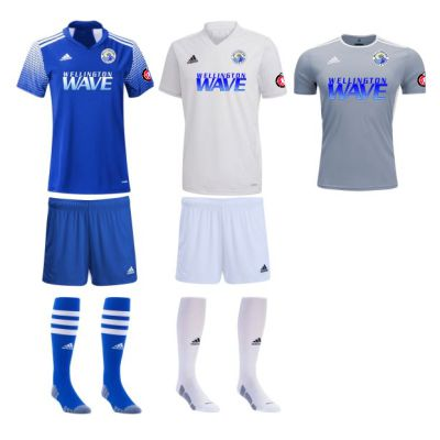 Wellington Wave SC - ECNL - Women's Required Kit WWSC-WMTKT-ECNL