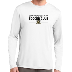 Warriors Long Sleeve Performance Shirt - White WSC-ST350LSW