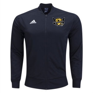 West Side United adidas Condivo 18 Training Jacket - Black WSU-CF4325