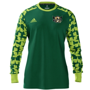 West Side United adidas Mi Assita 17 Goalkeeper Jersey - Green/Lime WSU-MIAD2US37945207